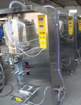AS Sachet Filling Machine