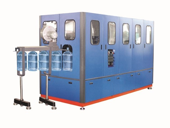 fully automatic 5gallon pet bottle blow molding machine