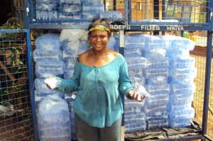 sahet water package