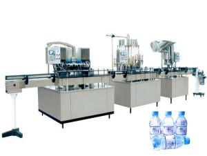 semi water filling machine