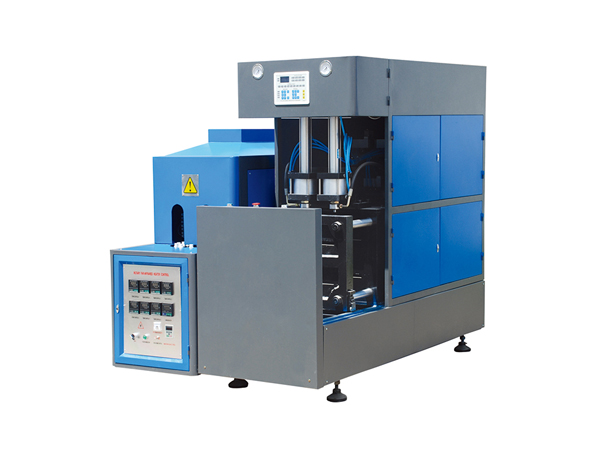 5l semiautomatic blow molding machine